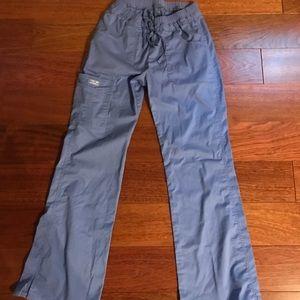 1 Ceil 1 Purple Cherokee Scrub Pants XS